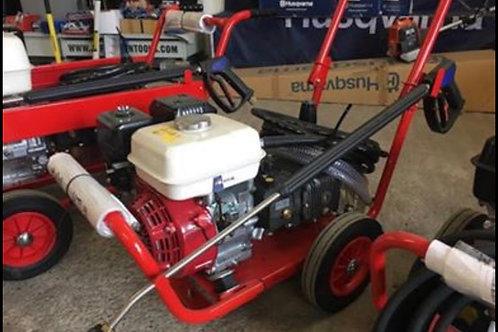 Power washer petrol 6.5HP Honda GX200