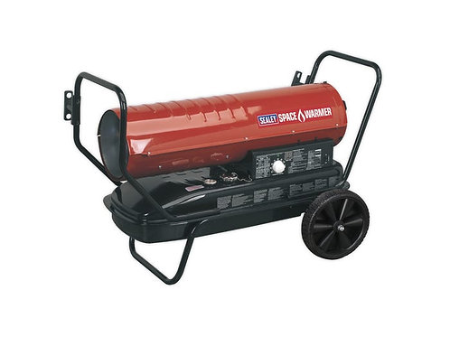 Sealey AB1258 Space Warmer Paraffin/Kerosene/Diesel Heater 125,000Btu