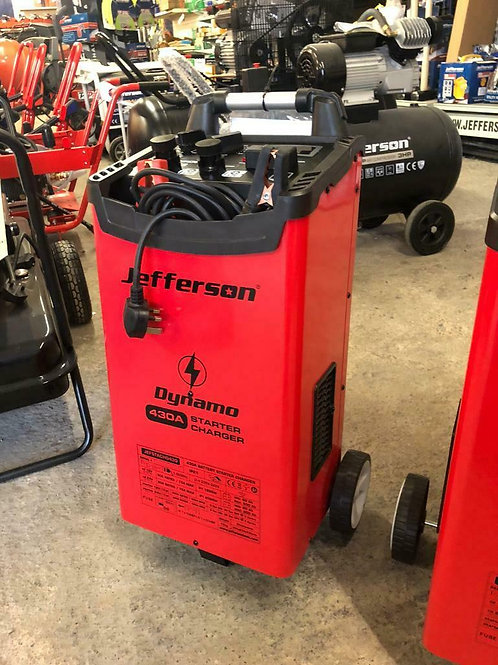 Jefferson 430A Starter Charger