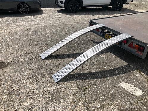 Loading Ramps 2.0 m aluminum