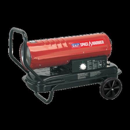 Sealey AB7081 Space Warmer Paraffin/Kerosene/Diesel Heater 70,000 Btu
