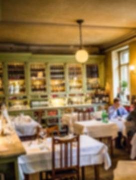 Vinaiolo - Italienisches Restaurant in M