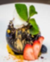 Dessert im Vinaiolo