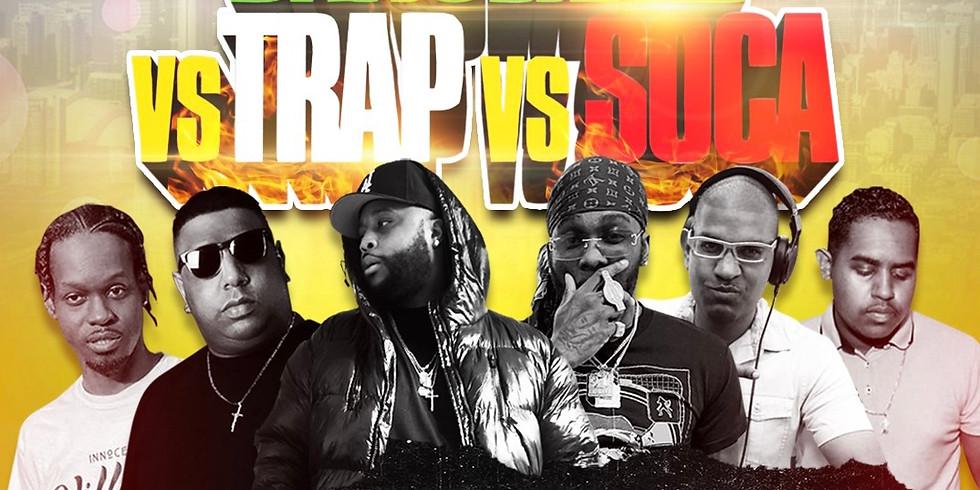 Dancehall vs Trap vs Soca