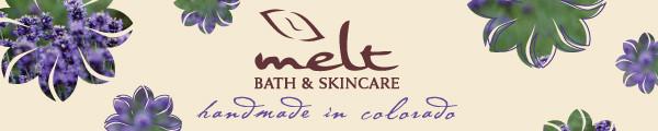 Melt logo header