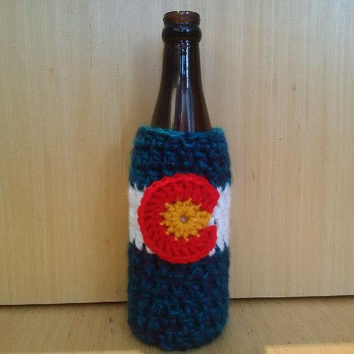Handmade Bottle Cozy