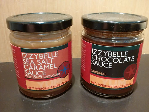 Izzybelle Dessert Sauce