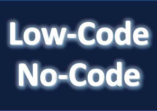 Ultimate Guide to Low-Code No-Code Application Development Platforms