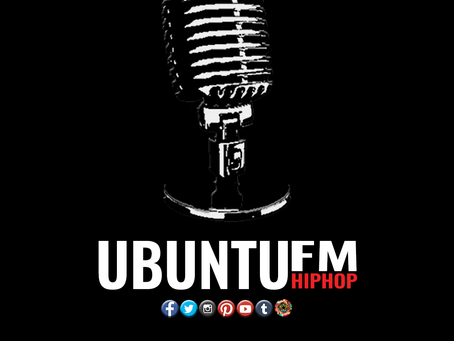 UbuntuFM Hip-Hop channel website