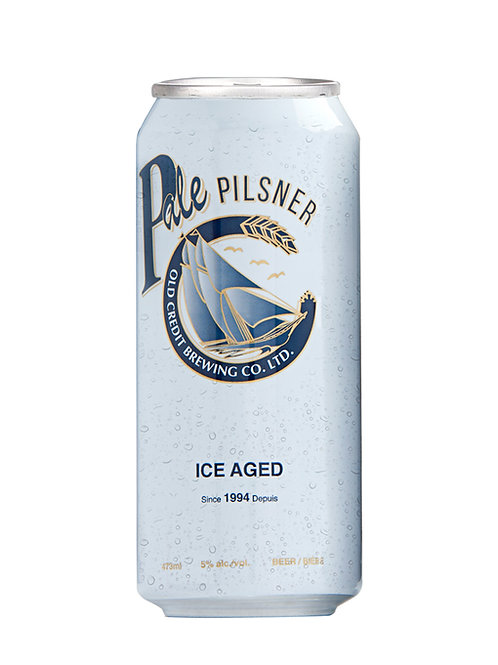 Pale Pilsner - 24 x 473 mL Cans