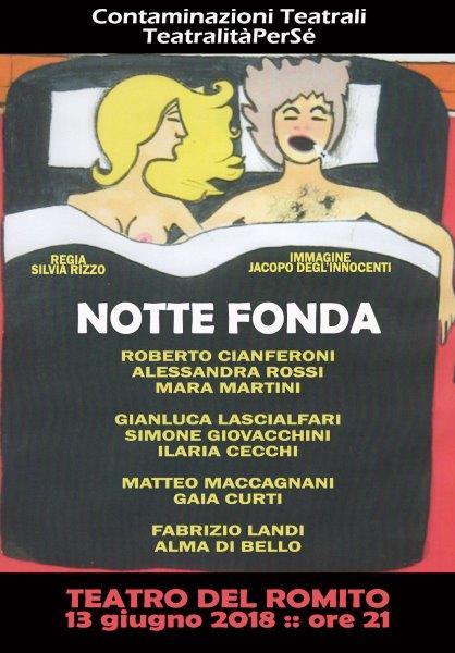 Locandina Notte Fonda