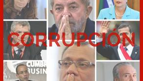 La batalla perdida contra la corrupción