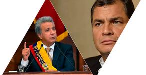 Correa y su intento por sobrevivir