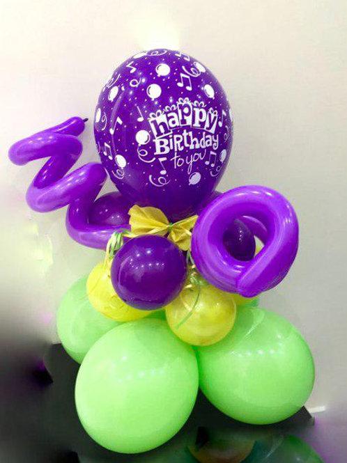 Balloon Stand/Center Piece 007