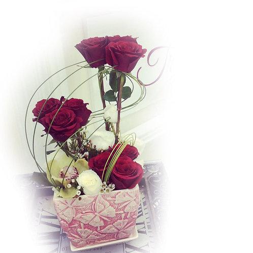 Rose Flower 006