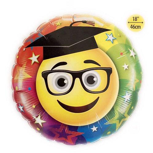 Graduation Emoji 001