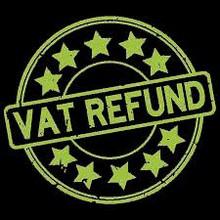 Reimbursement of VAT