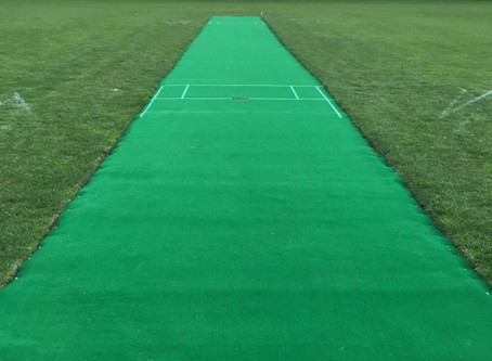 The new pitch!