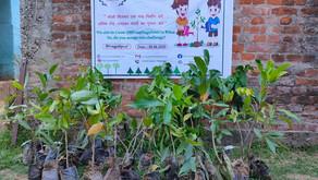 Celebrating Biodiversity on World Environment Day 2020 in Bhagalpur and Banka district of Bihar