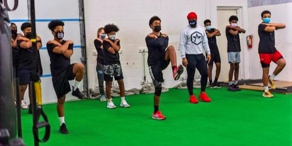 IAA Summer Workout Program!