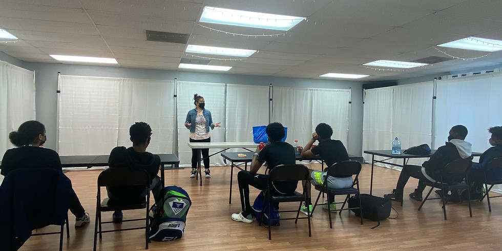 Imagine An Athlete Mental Health Workshop