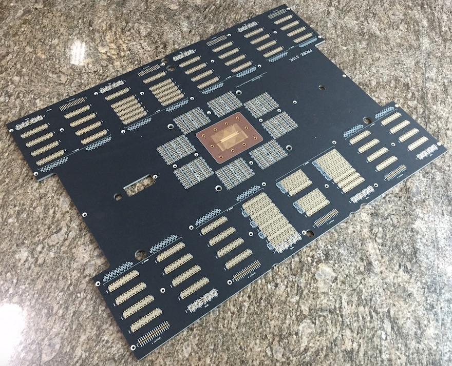 HP93K Package Test Load Board