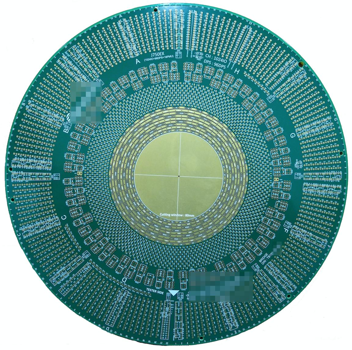 750-3650-1024ch Combo PCB