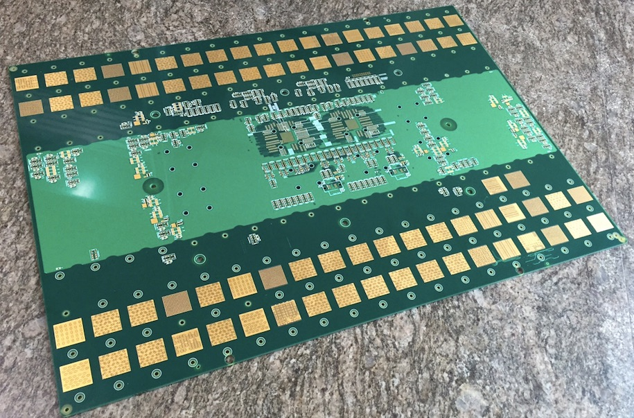 Flex Package Test Load Board
