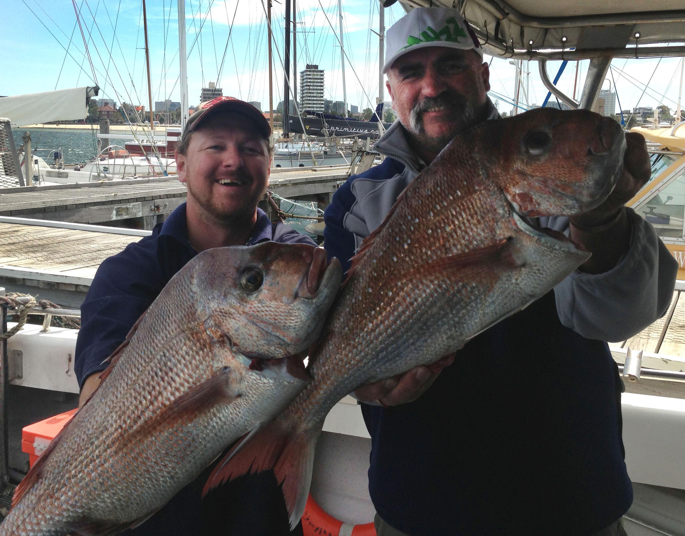 fishing with big merv