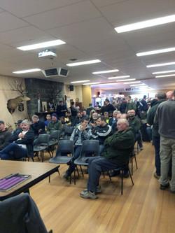 Free Talk at Field hunter Club