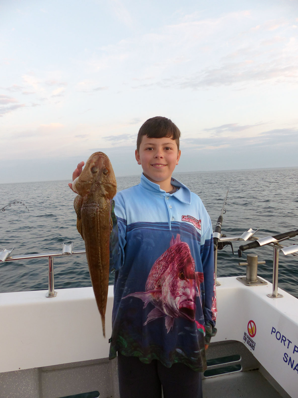 Anthonys PB Flathead october 2015