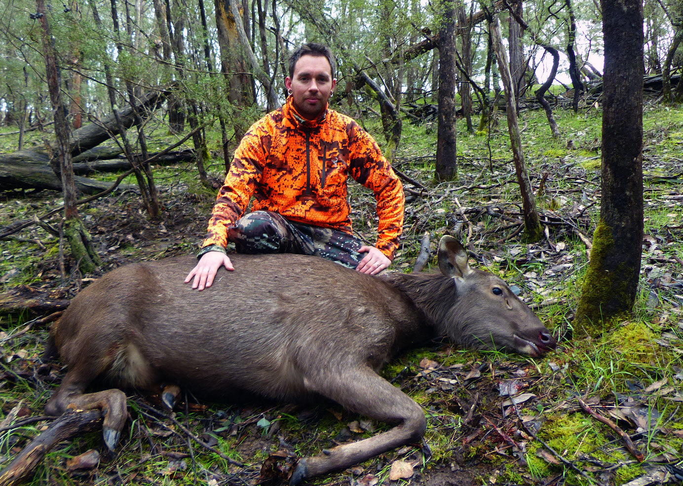 Dale's First Sambar Deer