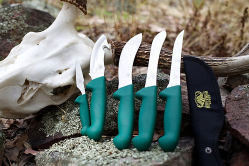 Buffalo River 6 Piece Knife Set