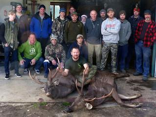 Sambar deer education weekend for Melbourne branch ADA 2015