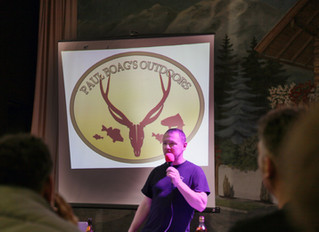 Pauls Free sambar deer education night Melbourne ADA 2015