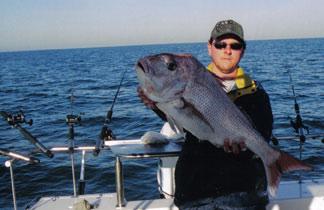 Big Port Phillip bay snapper