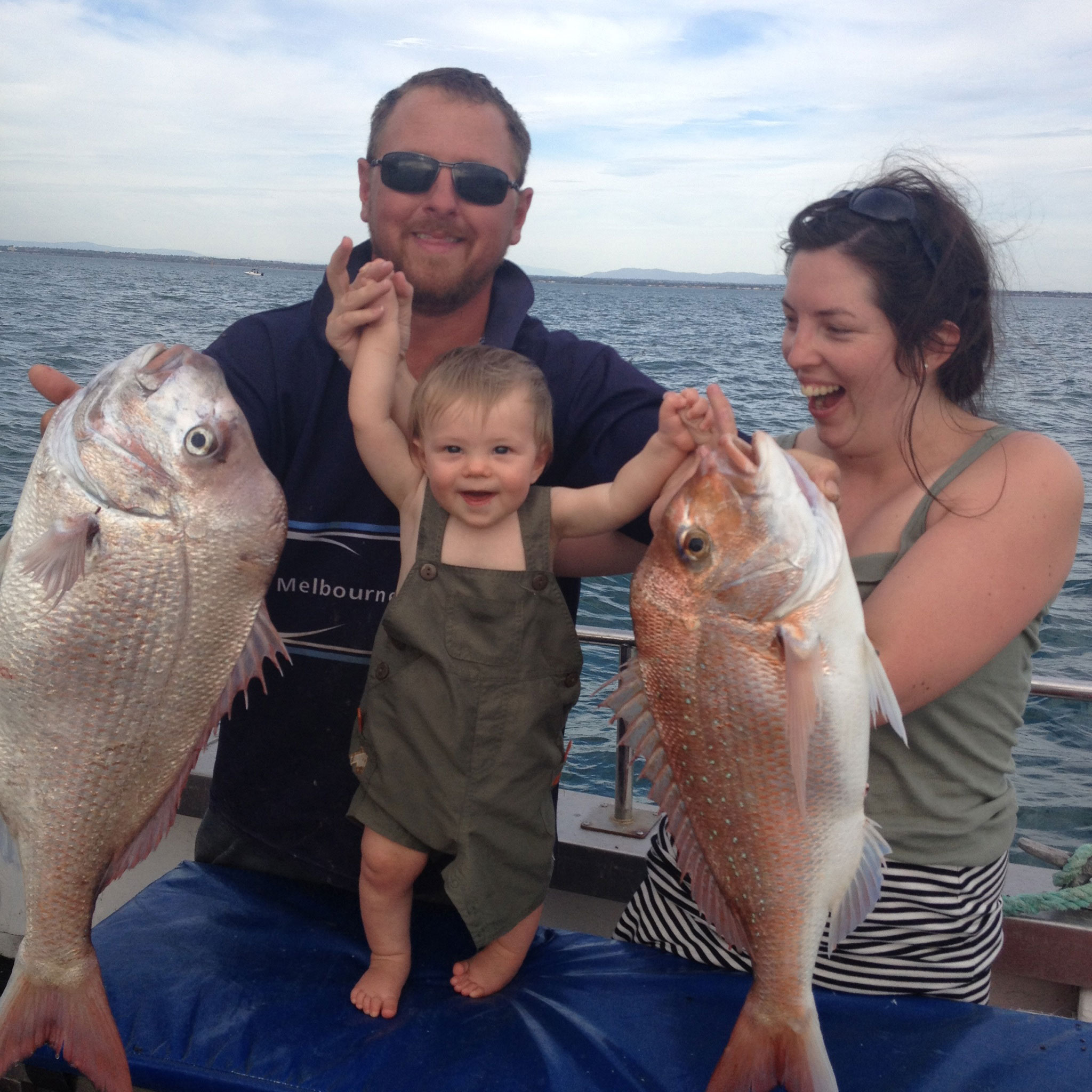 snapper fun with the kids