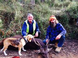 first hound hunt