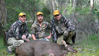Alan's First Sambar Deer