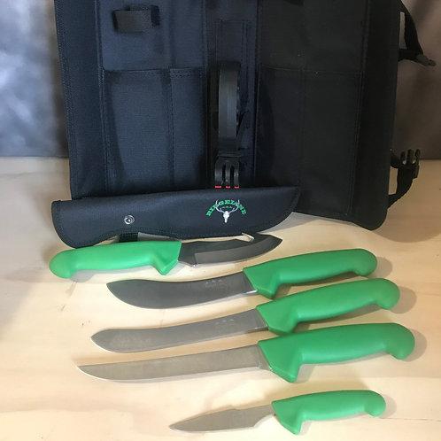 Ridgeline 5 Piece Knife Roll