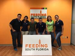 Feeding South Florida  warehouse june1
