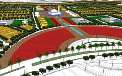 Saudi Arabia Large Scale Master Plan