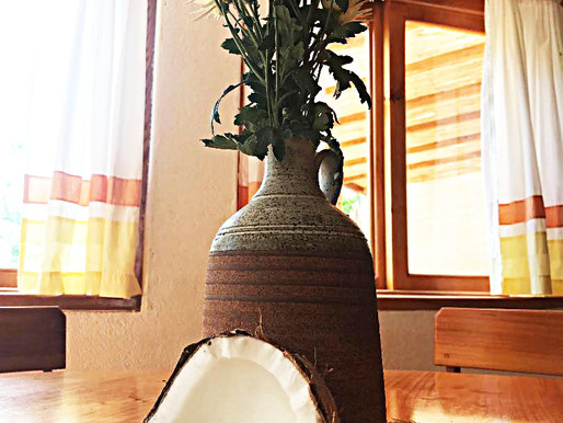 How to Make Fresh Coconut Milk + Coconut Flour