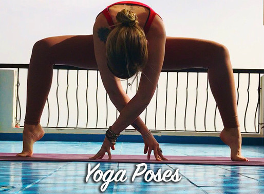 Relieve Lower Back Pain + Tension With These 5 Simple Yoga Poses