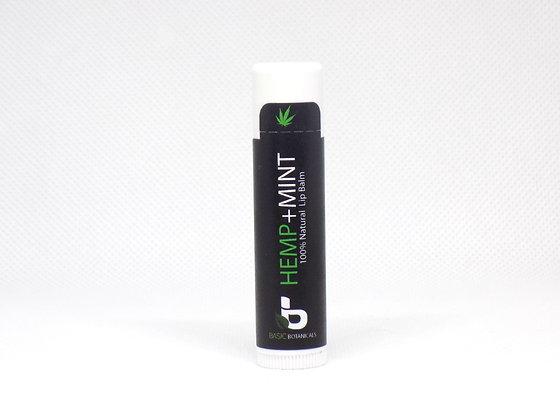 Hemp + Mint Lip Balm