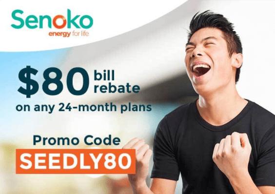 Senoko Energy's Promotional Banner