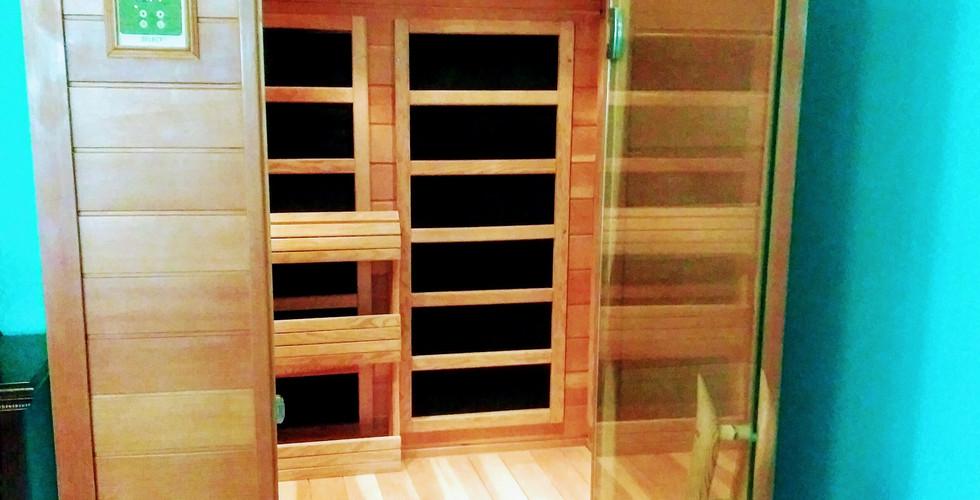 Master Bedroom Sauna