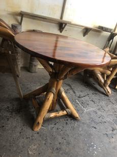 Custom Cedar Table