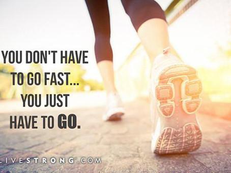Take It Slow!