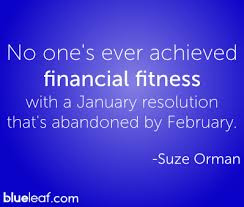 Do you have good financial health?